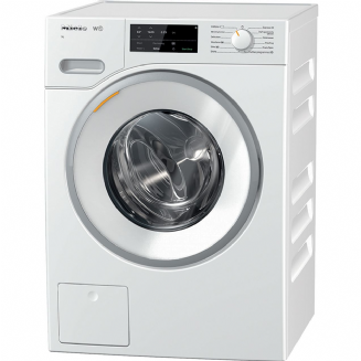 MIELE  WWG120 XL W1 Front-loading washing machine with honeycomb drum